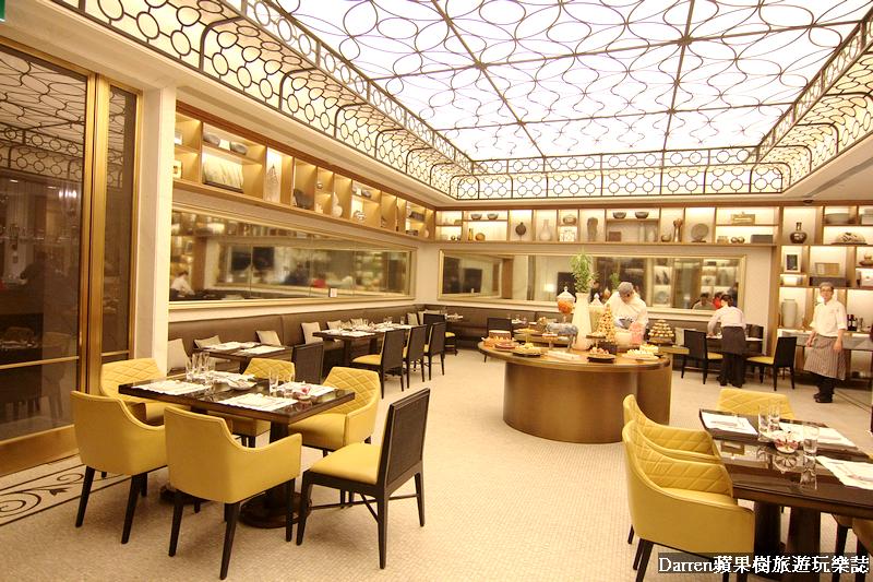 澳門瑞吉金沙城中心酒店雅舍餐廳