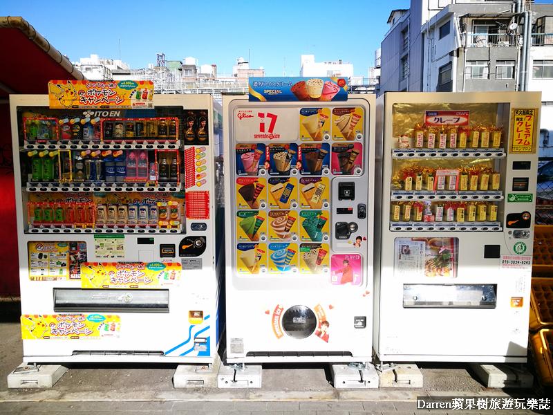 九州鹿兒島可麗餅自動販賣機