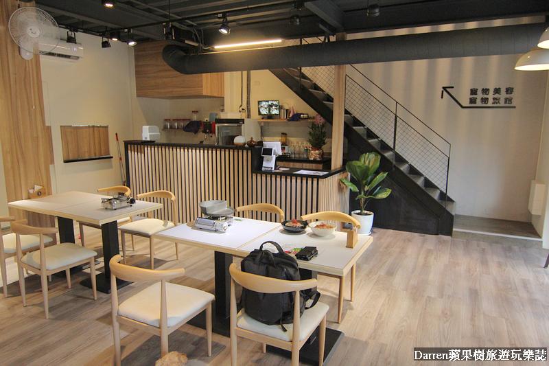 林口豆喜家寵物餐廳